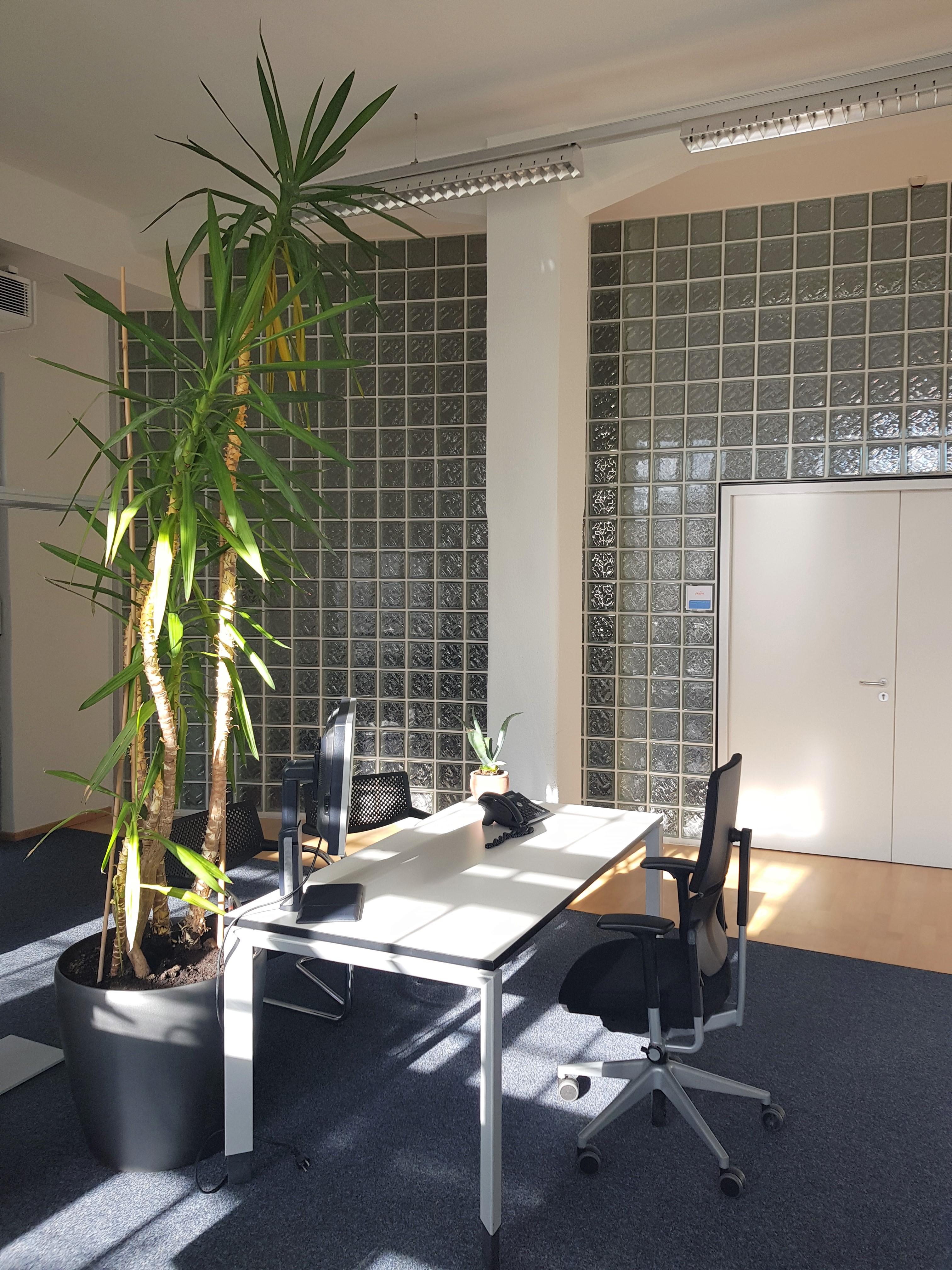 co-working flexible desk bizzcenter Weil